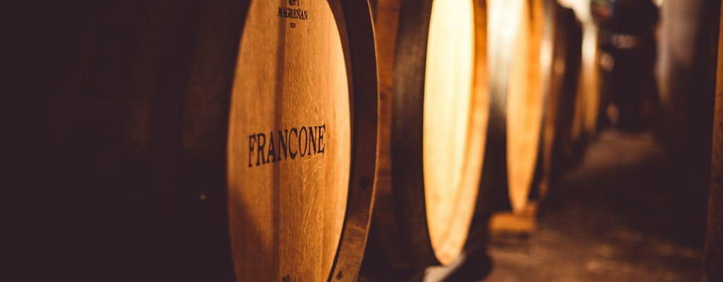 Visit to Francone Winery with Barbaresco tasting