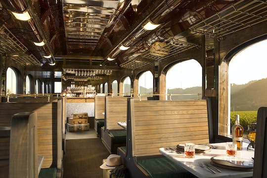 Napa Valley Wine Train Legacy-tour