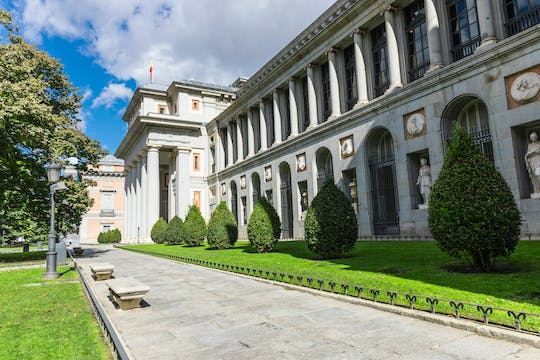 Guided visit and tickets to Prado Museum