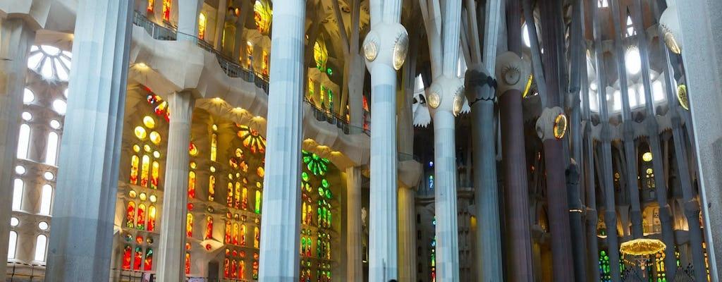 Führung ohne Anstehen in der Sagrada Familia