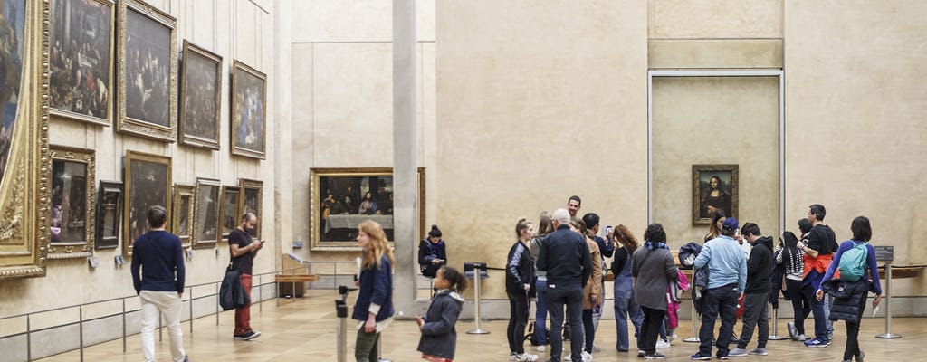 Louvre and Versailles combo tour with transport