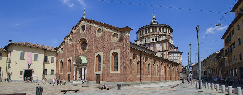 The best of Milan tour with Last Supper skip the line tickets