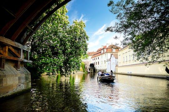 Crucero por el Canal del Diablo de Praga