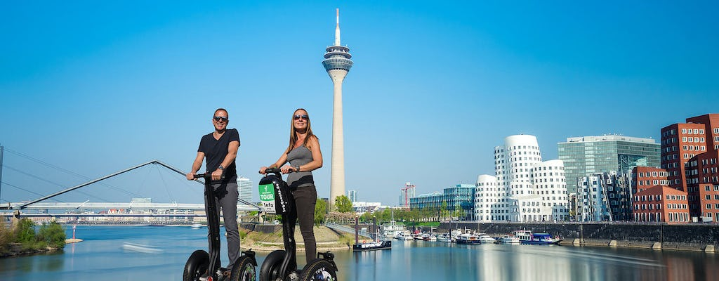 Düsseldorf Self-balancing scooter-City-Tour
