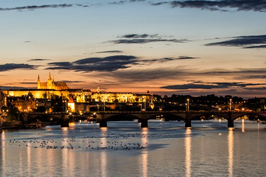 Prague 3-hour dinner cruise