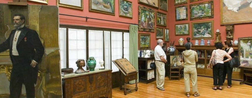 Entradas y visita guiada al Museo Sorolla