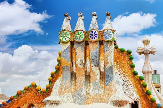 Sagrada Familia and Casa Batlló skip-the-line tickets and guided tour
