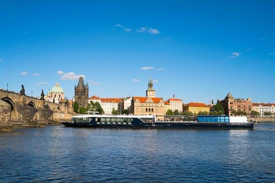 Crociera con pranzo a Praga