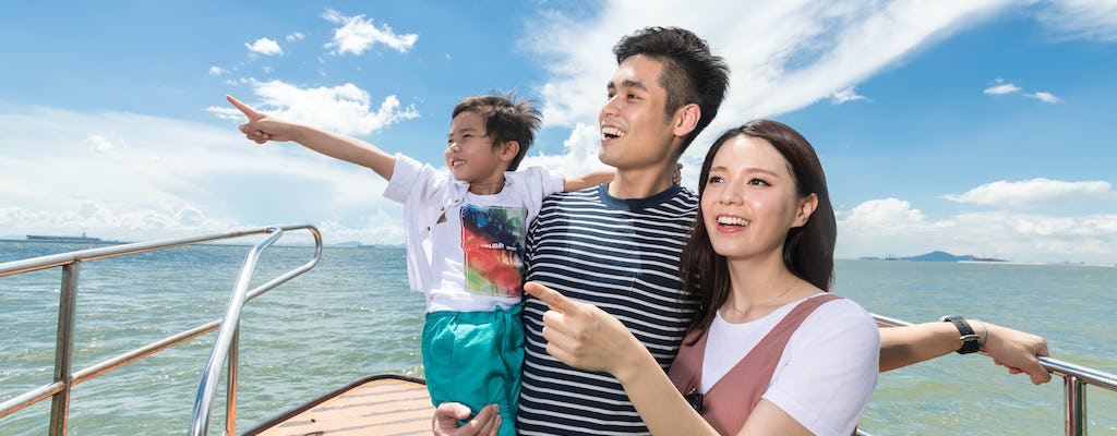 Ngong Ping 360 Tai O Pass with snack voucher