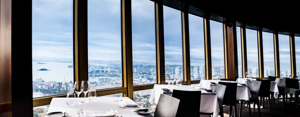 360 Bar And Dining 2 Course Lunch Musement