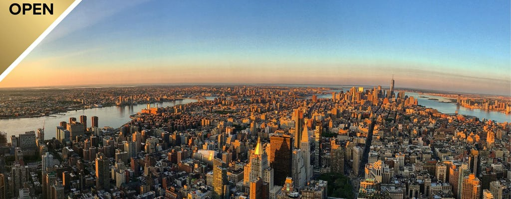 Empire State Building Observatorium: standaard of skip-the-line tickets