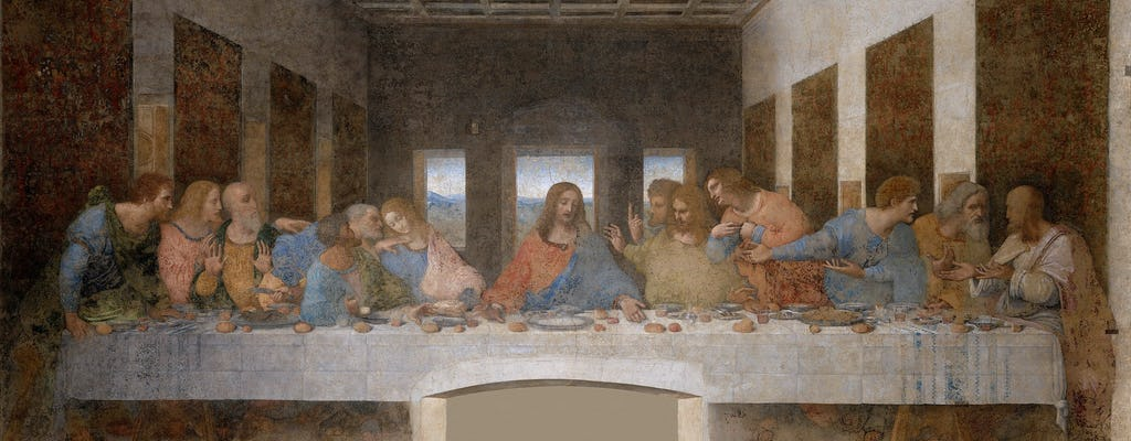 3-hour guided tour of Leonardo da Vinci's Last Supper and Codex Atlanticus