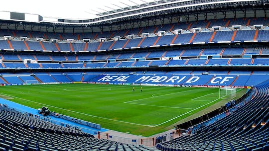 Madrid highlights tour with tickets to Santiago Bernabeu Stadium