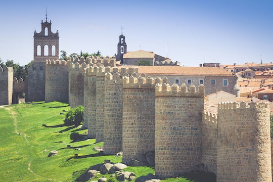 Ávila, Segovia e El Escorial escursione guidata da Madrid