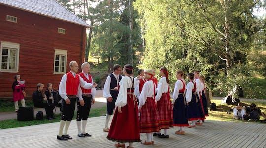 Helsinki city sightseeing tour with Seurasaari Open-Air Museum