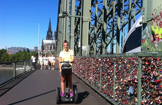 Cologne Self-balancing scooter Tour