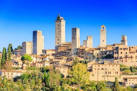 Przełęcz San Gimignano – 2 dni