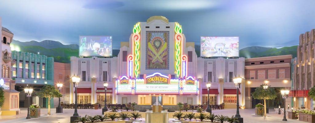 Warner Bros World Abu Dhabi standard tickets
