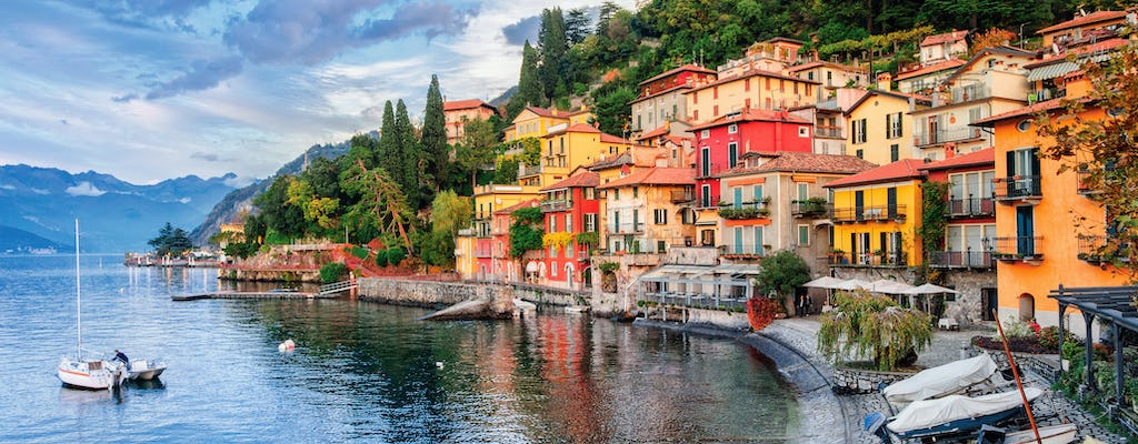 Lake Como tour from Milan with Bellagio
