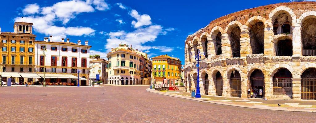 Tour a pie por Verona