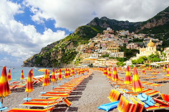 Private Bootstour an der Amalfiküste ab Positano