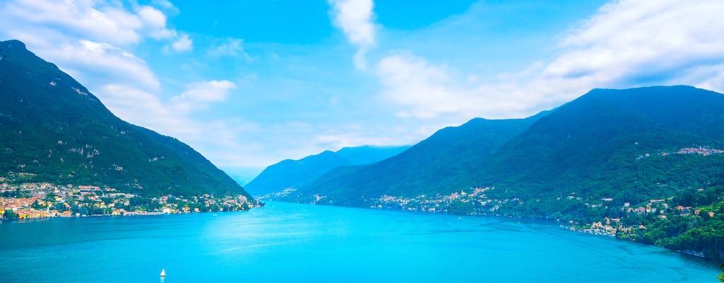 Excursión de un día al lago de Como y a Bellagio desde Como