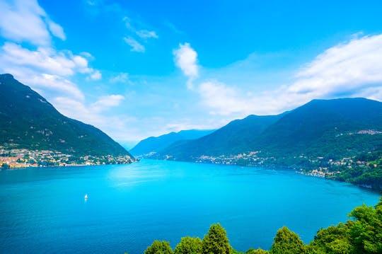 Viagem de um dia ao Lago Como e Bellagio saindo de Como