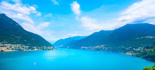 Gita di un giorno al lago di Como e Bellagio da Como