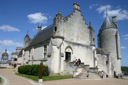 Skip-the-line ticket naar Château de Loches
