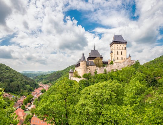 Karlstejn Castle tour from Prague