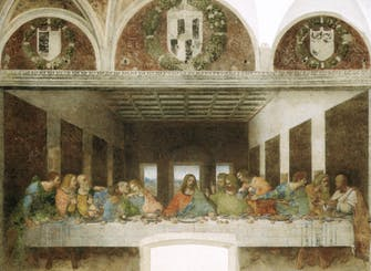 Last minute Da Vinci's Last Supper guided tour with skip-the-line tickets