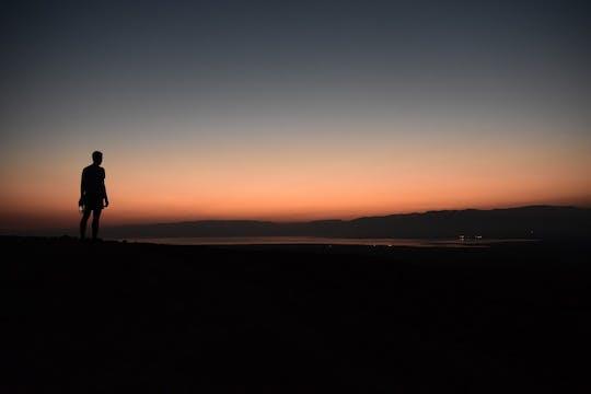 Nascer do sol de Masada, Ein Gedi e passeio de dia inteiro no Mar Morto saindo de Jerusalém