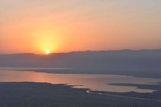 Masada Sonnenaufgang, Ein Gedi und Totes Meer Tour von Tel Aviv
