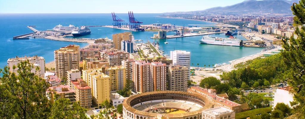 Visita completa por Málaga