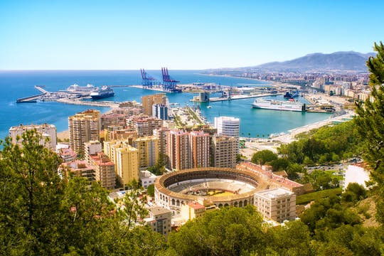 Málaga complete tour