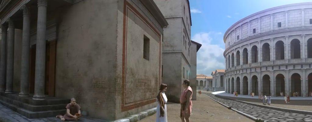 Древний Рим виртуальный тур
