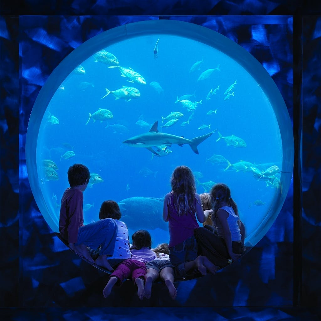 The Lost Chambers Aquarium tickets in Dubai