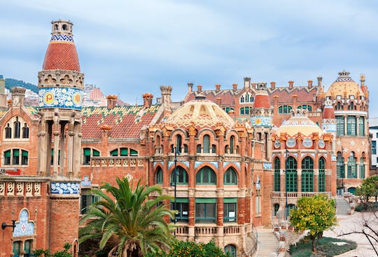 Tickets for Sant Pau Art Nouveau Site