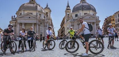 d771fb89777e28 3-hour E-Bike Tour in Rome