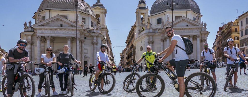 3-hour E-Bike Tour in Rome
