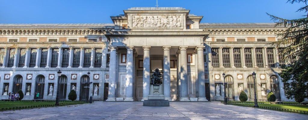 Pomiń wejście do Muzeum Prado i zwiedzanie Monumental Madrid