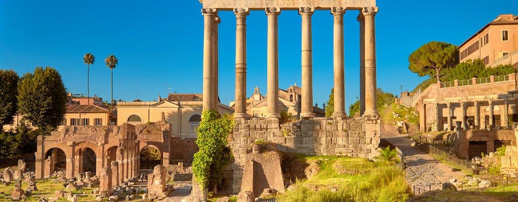 Пропустить-линии Колизей, Палатин и Римский форум экскурсия