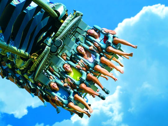 Parque de Atracciones de Madrid skip-the-line-tickets