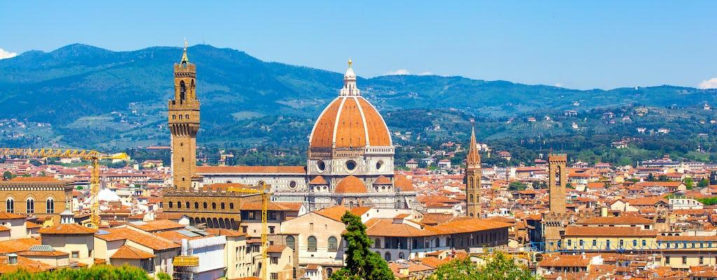 Visite de l'Opera del Duomo et du baptistère à Florence