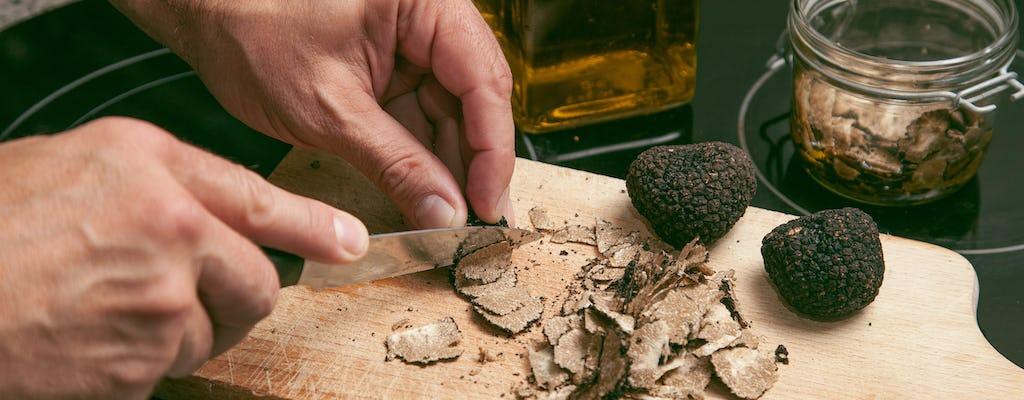 Tournée des amoureux de la truffe