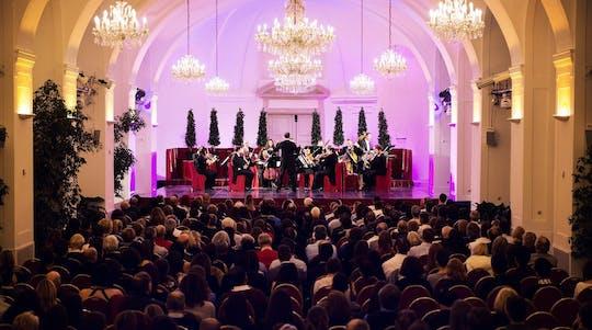Una velada en Schönbrunn: cena y concierto