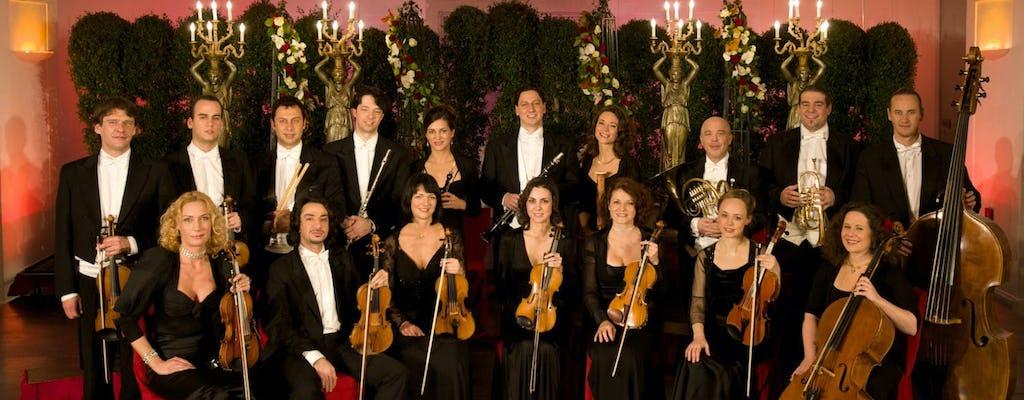 Een avond in Schloss Schönbrunn: paleisbezoek, diner en concert