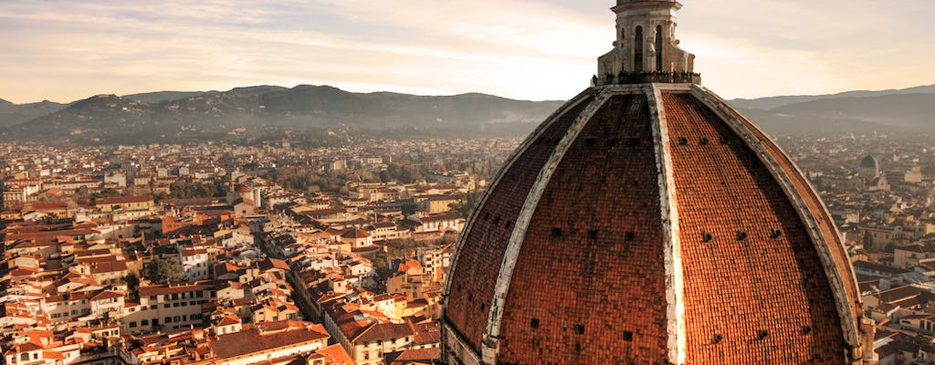 Florence private guided walking tour with the Cathedral