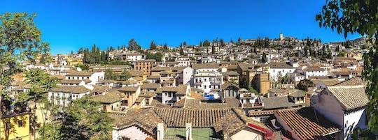 Visita guiada del Albaicín y el Sacromonte por la tarde