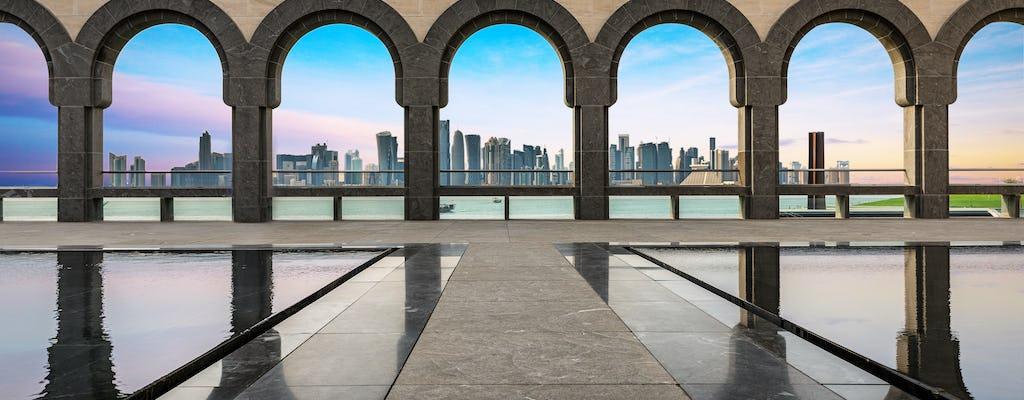 Visita al Museo de Qatar